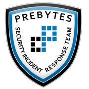 PREBYTES Security Incident Response Team