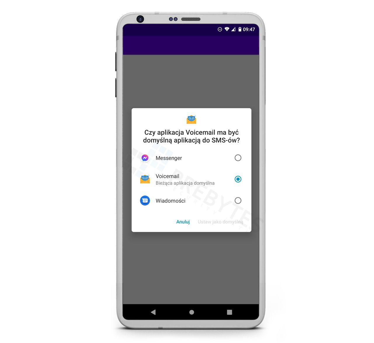 FluBot_aplikacja_SMS